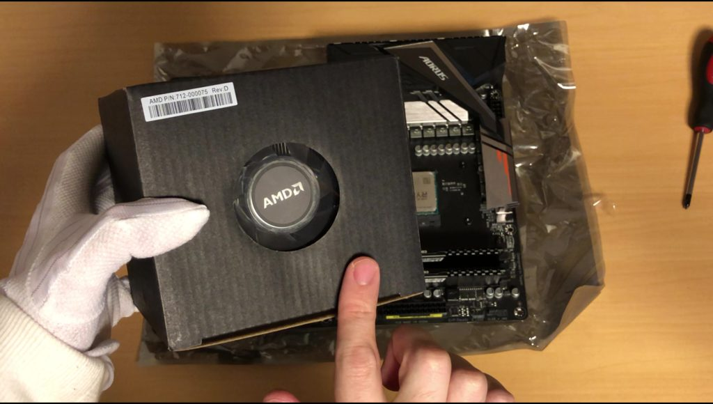 AMDのCPUクーラー