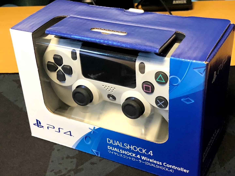 PS4コントローラ箱